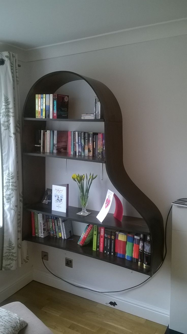 17 Best Images About Piano Bookcase On Pinterest Shelves Repurposed And L Wren Scott