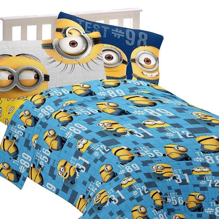 Die Besten 25 Despicable Me Bedroom Ideen Auf Pinterest G Nstling Schlafzimmer Minion Zimmer