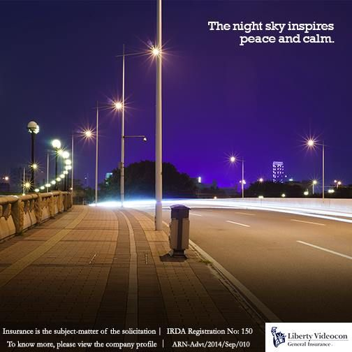 A drive through the quiet and calm of the night is always relaxing. Tell us your #DrivingJoys