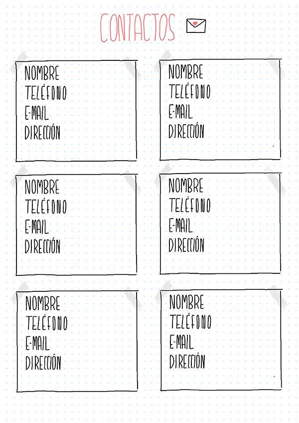 Agenda 2017 gratis pdf para imprimir.