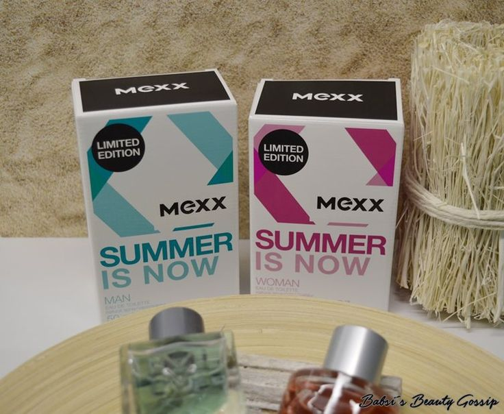 Mexx Summer is now ….