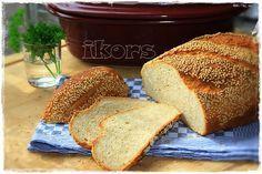 Sesam Buttermilch Brot