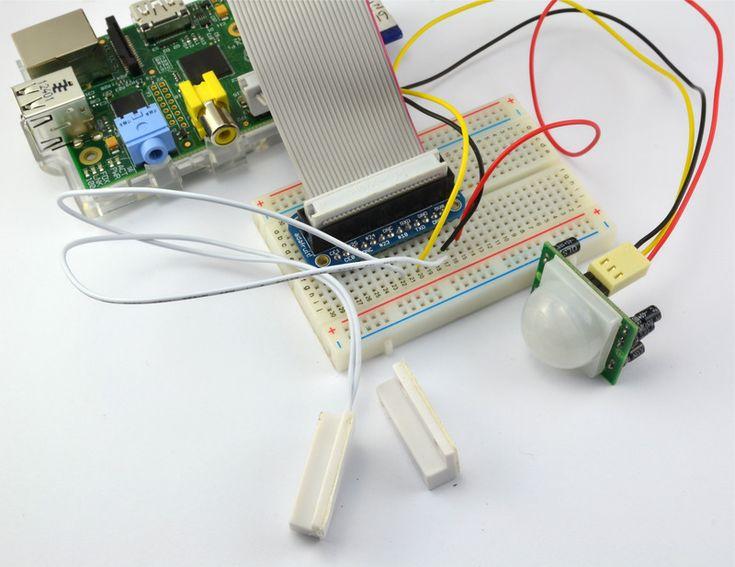 Adafruit's Raspberry Pi Lesson 12. Sensing Movement