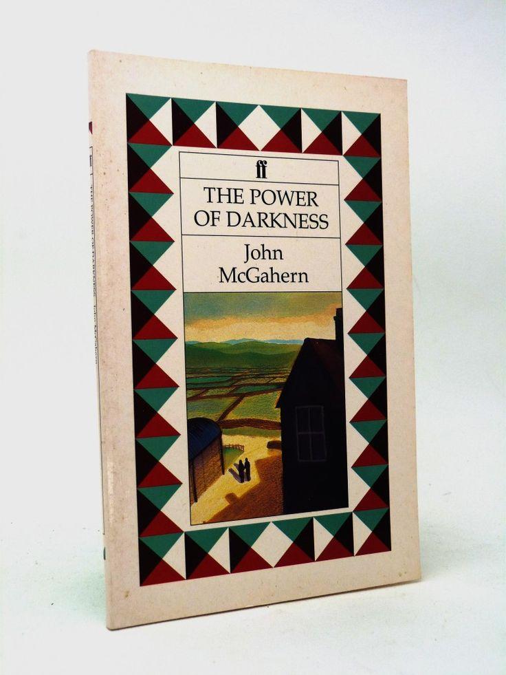 The Power of Darkness, first edition of John McGahern's powerful Irish play