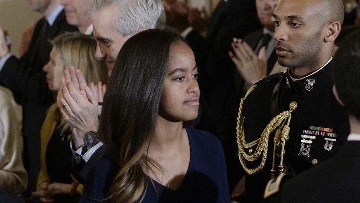Malia Obama will intern for Harvey Weinstein during her gap year.