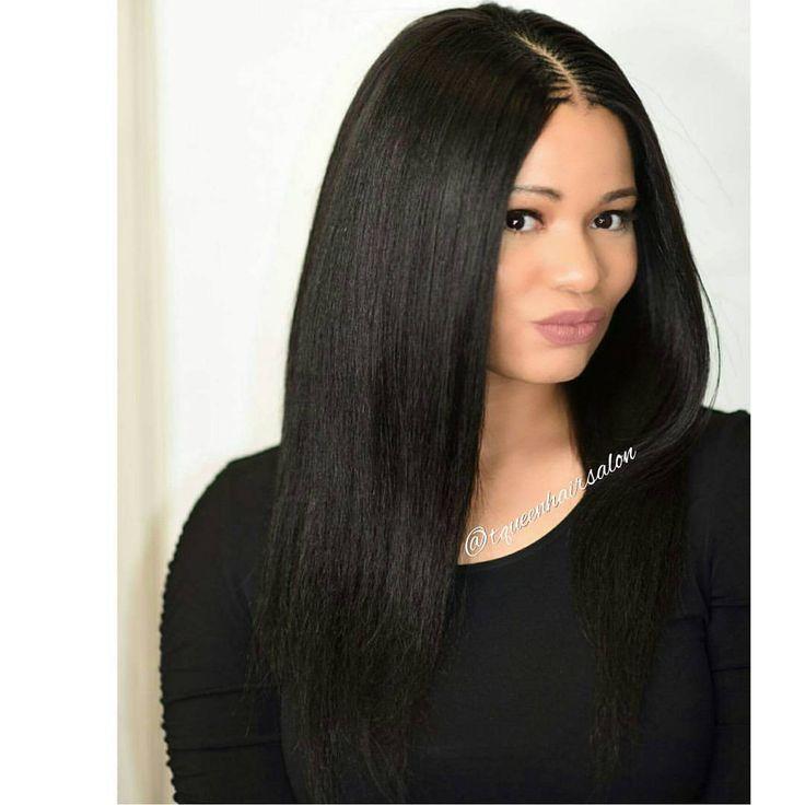 "860 Likes, 5 Comments - 《Tqueenhairsalon》 (@tqueenhairsalon) on Instagram: ""Tqueen center part Tree braids😍😍😍 Call/Text 2403558442 for pricing Hair- 100% human hair . .…"""