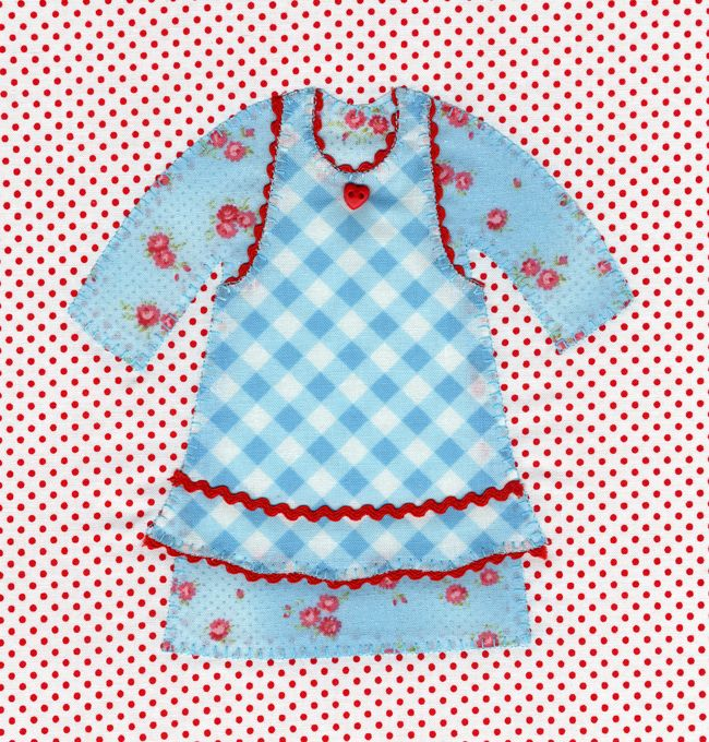 Little Dresses Quilt