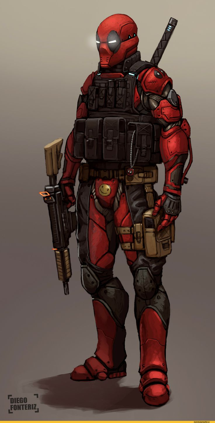 deadpool on pinterest - photo #19