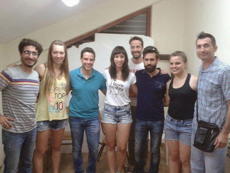 EPIRUS TV NEWS: Όταν το «Κάψε το σενάριο» συνάντησε την Εορδαϊκή Δ...