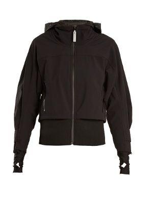 Trail hooded performance jacket | Adidas By Stella McCartney | MATCHESFASHION.COM
