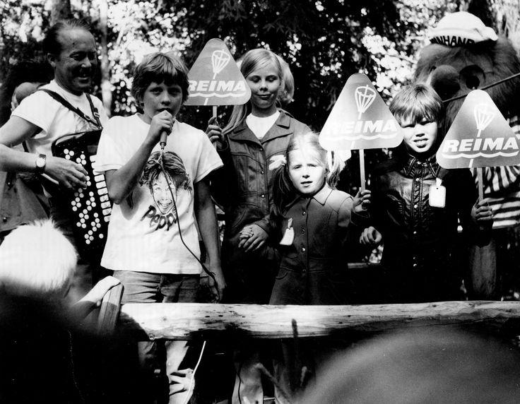 Kesä 1970  Messut Porissa