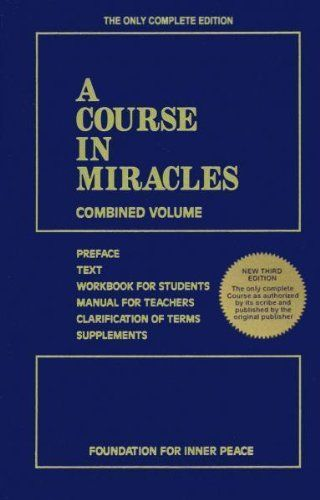 A Course In Miracles by Foundation For Inner Peace http://www.amazon.com/dp/1883360269/ref=cm_sw_r_pi_dp_qeERtb08PW4R25RE
