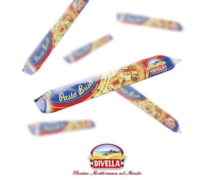 La Pasta Brisèe Divella, già pronta all'uso, è perfetta da farcire come vuoi: tu come la prepareresti? Scopri il prodotto qui: https://goo.gl/XJNRE6