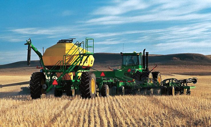 tractor air drill | Outstanding seeding performance in any conditions.
