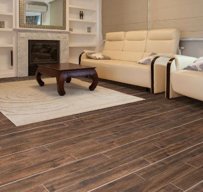Tabula Chocolate Wood Plank Porcelain Tile - 21 Best Wood Look Tile Images On Pinterest