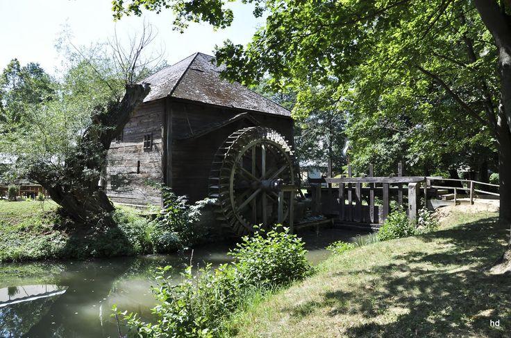 Göcseji Falumúzeum, Finnugor Néprajzi Park