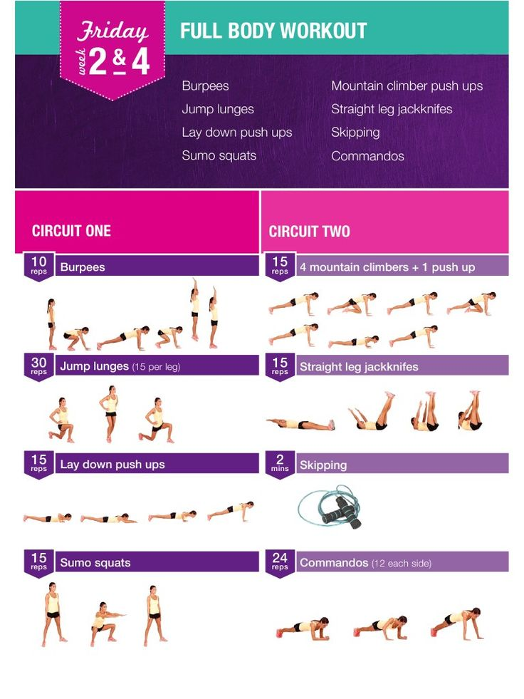 Bikini Body Guide - Friday (Week 2 and Week 4) Get Your Sexiest Body Ever! http://yoga-fitness-flow.blogspot.com?prod=RPwwYTpq