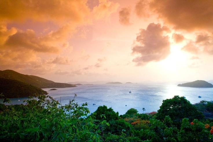 Maho Bay Camps St John Us Virgin Islands
