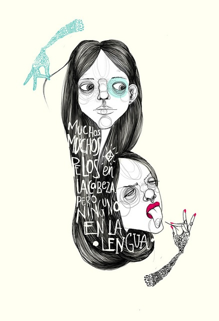 Ilustration by Camila Villegas