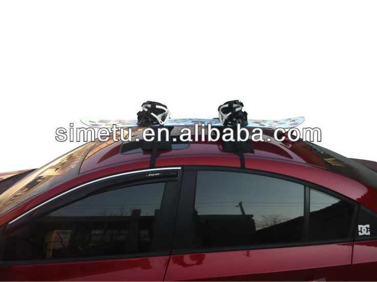 Roof Racks Galore Kayak Carriers, Car Top Carrier WITHOUT Roof Rack ,Car,  Truck