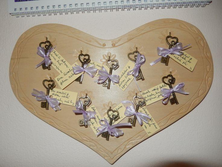 dárek pro novomanžele - klíče ke štěstí v manželství - s návody, jak na to - to manželství.