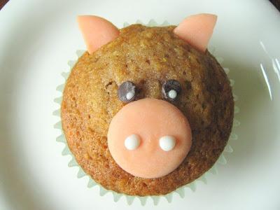 Piggy muffins