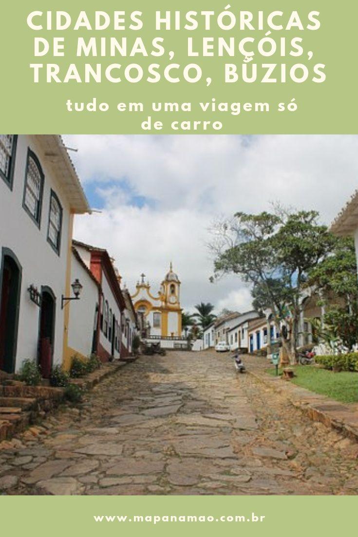 Ouro Preto Tiradentes Chapada Diamantina E Trancoso Em Uma S坦