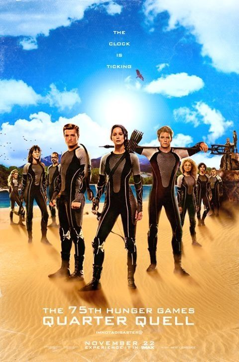 Hunger Games / Catching Fire....AHHHH!!! I can't wait!!!!!