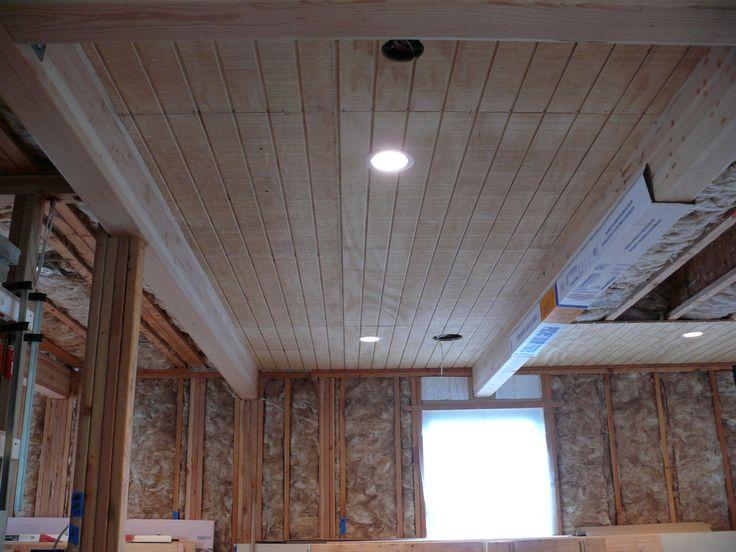1st Floor T 111 Ceiling In 2019 Ceiling Flooring