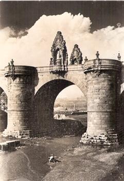 Puente de Toledo. Madrid