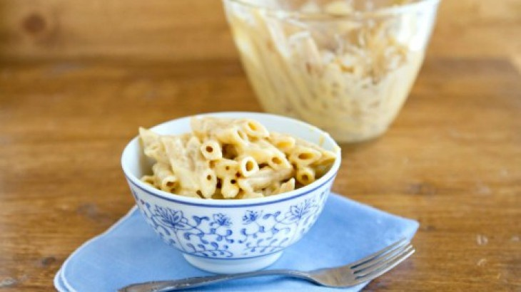 """Quick """"Box"""" Mac and Cheese 