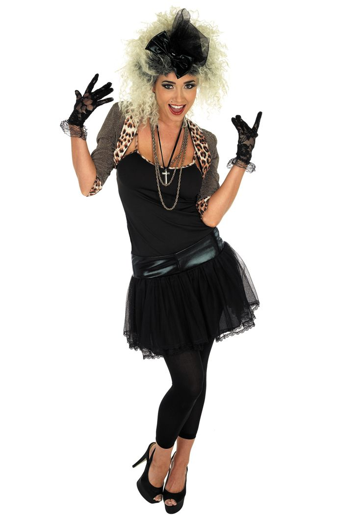 80s Pop Star Wild Child Costume - Music Legends Costumes at Escapade™ UK - Escapade Fancy Dress on Twitter: @Escapade_UK