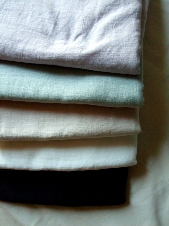 For quilt backs/japanese cotton fabric - double gauze  - soft like a cloud -  sold by yard. $16.00, via Etsy.