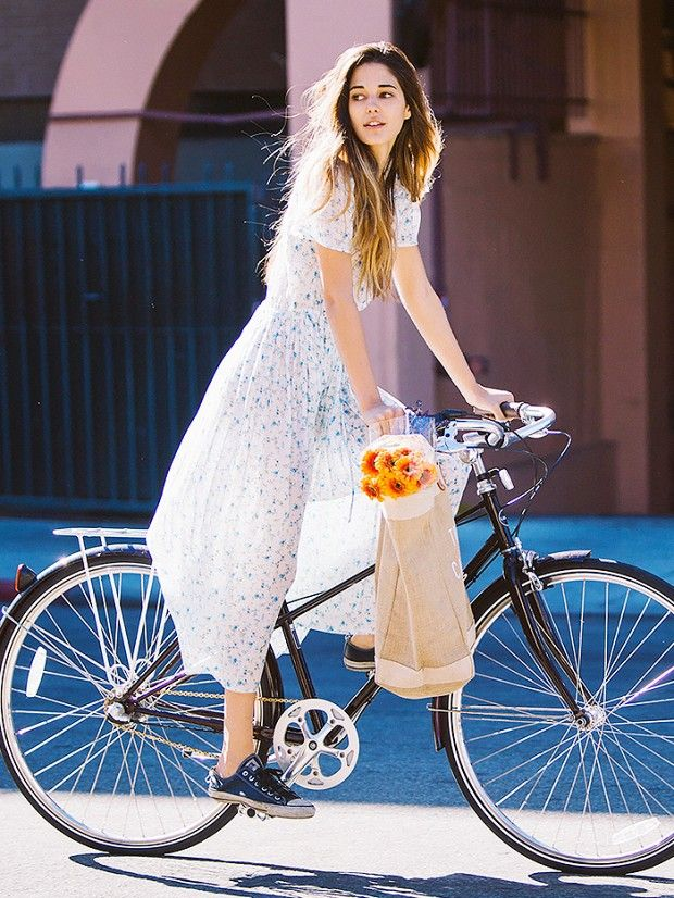 198 Best Bike L Images On Pinterest Bicycle Girl Cycling Girls