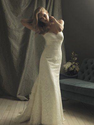 Prachtige Vintage Kanten Jurk Met Gelaagde Zeemeermin Trein [Wedding-Dress-Simpele-00061] - €420.00 : Goedkope Galajurken, Trouwjurken, Avondjurken, Bruidsjurken, Cocktailjurken Online Kopen in Nederlands