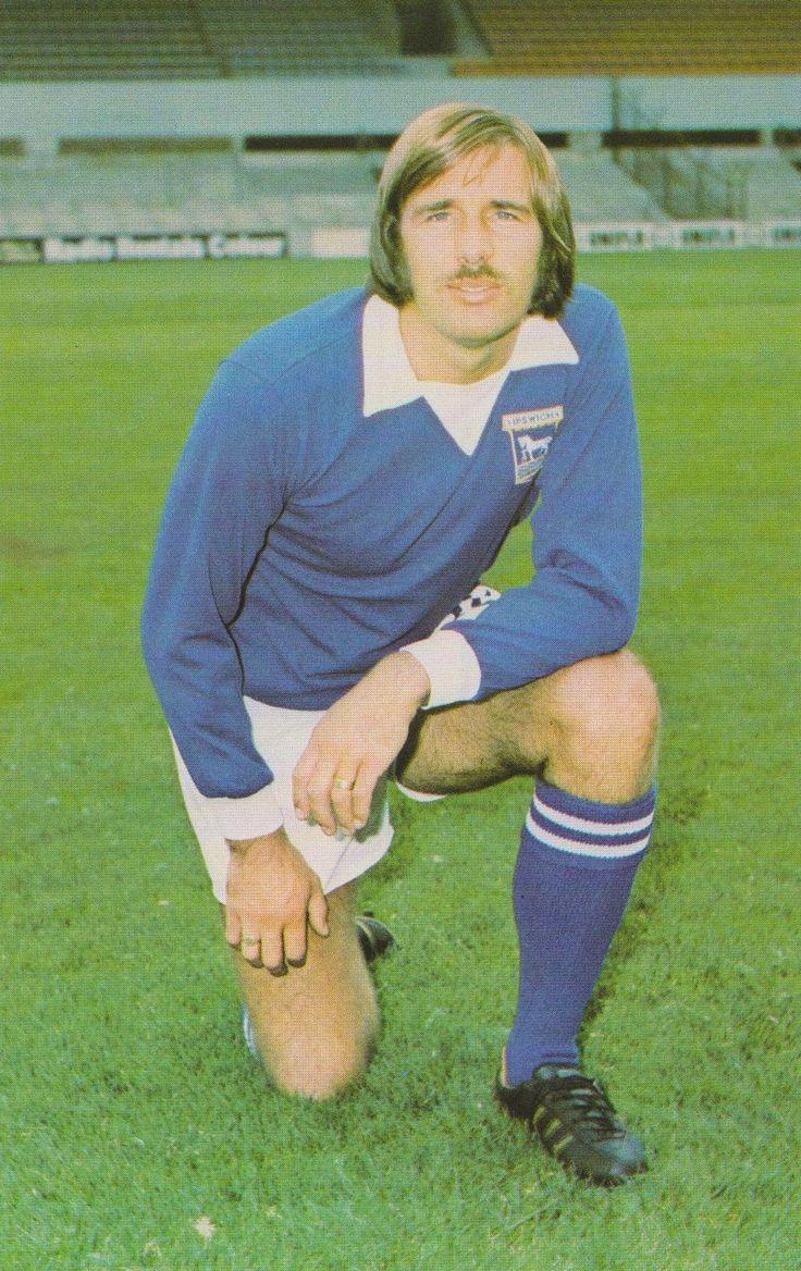 Colin Harper Ipswich town 1975