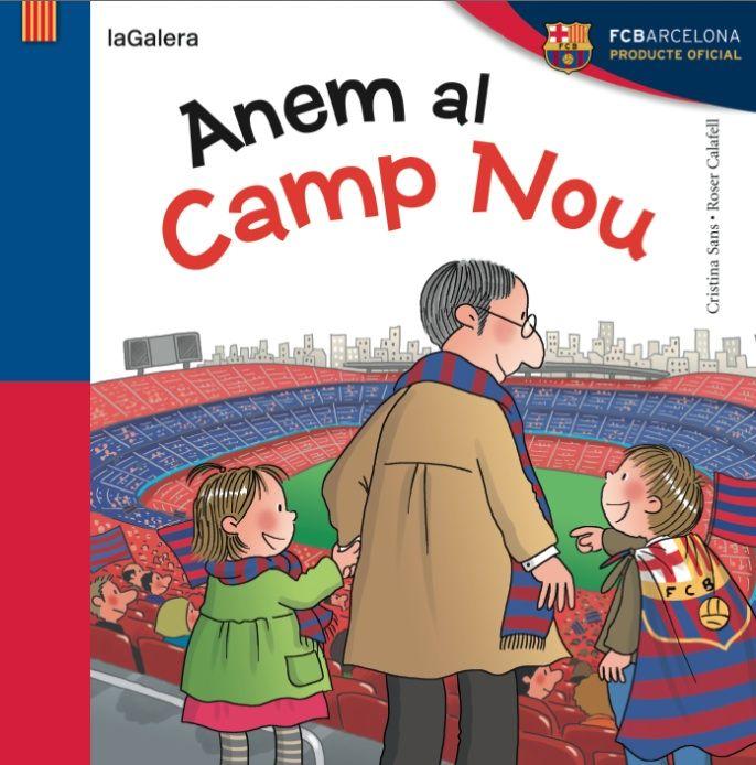 """""""Anem al Camp Nou"""", de Cristina Sans i Roser Calafell #sortirambnens"""