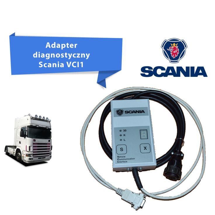 Oferowany przez nas Adapter diagnostyczny Scania VCI 1 to potężne narzędzie pomagające w diagnozowaniu oraz kalibracji ciężarówek i busów marki Scania produkowanych w latach 1995-2004.  http://interdiag.pl/?product=scania-vci1-zestaw-diagnostyczny-do-2004r&lang=en  #scania #interfejsydiagnostyczne #serwis #serwisowanieciężarówek #samochodyciężarowe #ciężarówki #diagnostyka