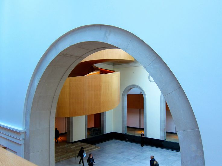 Inside the AGO - Art Gallery of Ontario