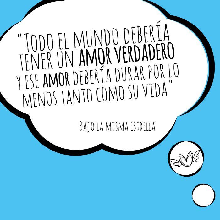 #Frases #Teens #BajoLaMismaEstrella