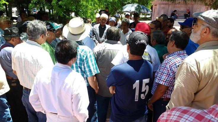 Ex trabajadores de Minera Grupo México solicitan apoyo de Corral para resarcimiento de violaciones laborales a 3,023 familias de Santa Bárbara, Ávalos, Parral y San Francisco del Oro | El Puntero