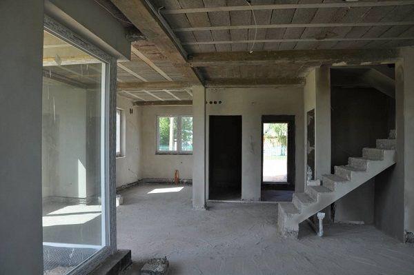 Wnętrze domu Opal  #projekt #dom #budowa