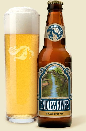 "Mother Earth Brewing (North Carolina) ""I call it a beach beer or a lawn mower beer because it's the perfect pour after a 95-degree afternoon in the sun."" -- Southern Living Executive Editor Hunter Lewis"