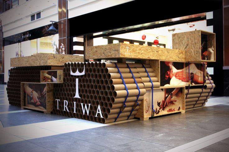 Tube Tank – TRIWA Pop-Up Store / mode:lina architekci