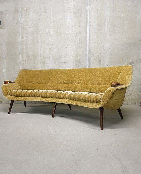Meer dan 1000 idee n over deense stijl op pinterest dressoir teakhout en modern retro - Lounge stijl ...