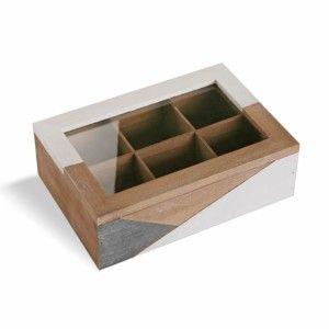 Krabička na čaj North Wave