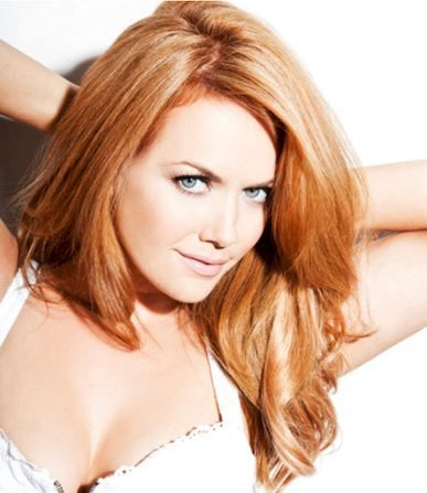 Best Strawberry blonde hair dye color - Copper Penny and Reddish Blonde mixed