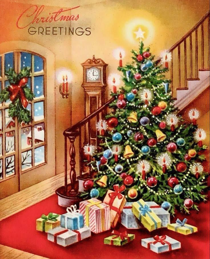 Beautiful Christmas Tree Pictures: 1302 Best Christmas All Year Long Images On Pinterest
