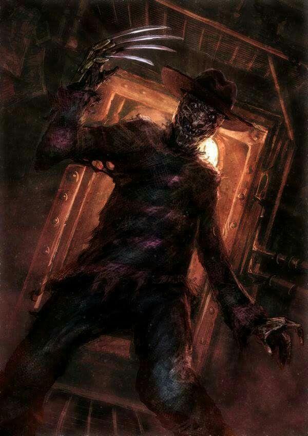 Here's Freddy