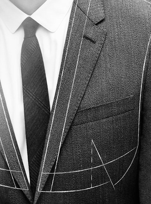The unique Memory Fabric from Burberry Travel Tailoring has natural stretch and high recovery. Woven from 100% Merino wool in an innovative spring-like structure, it will not lose its shape if crushed or crumpled